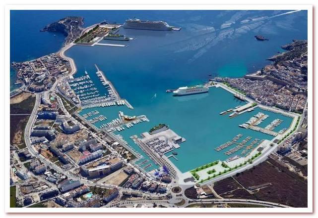 Курорты Кипра. Порт Пафоса