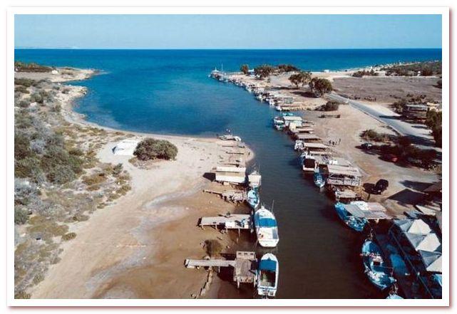 Курорты Кипра. Потамос Лиопетри