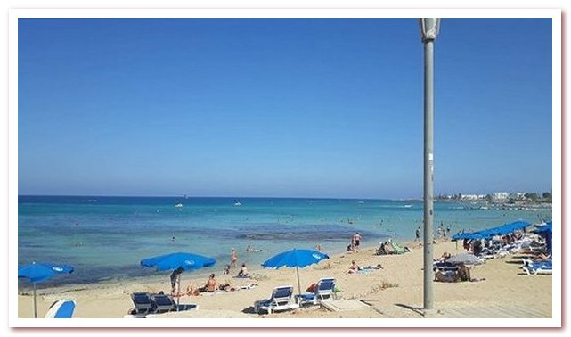 Курорты Кипра. Протарас Flamingo Beach