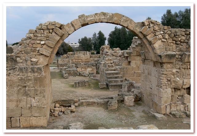 Курорты Кипра. Саранда Колонес