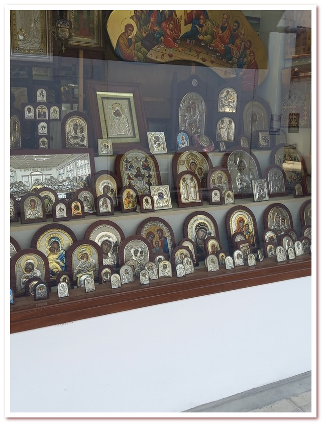 Курорты Кипра. Серебряные иконы - знаковая память об острове, богатом христианскими святынями