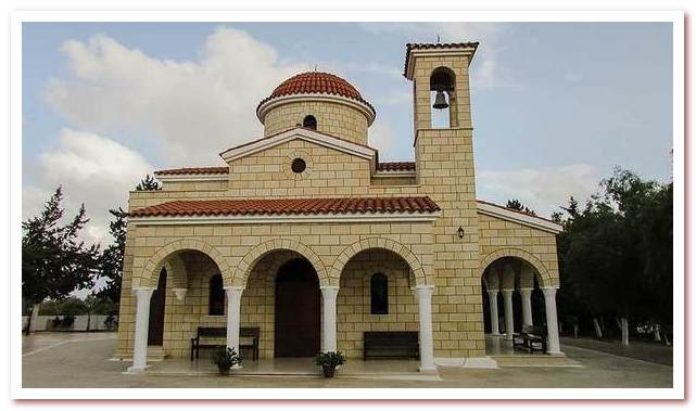 Курорты Кипра. Сотира