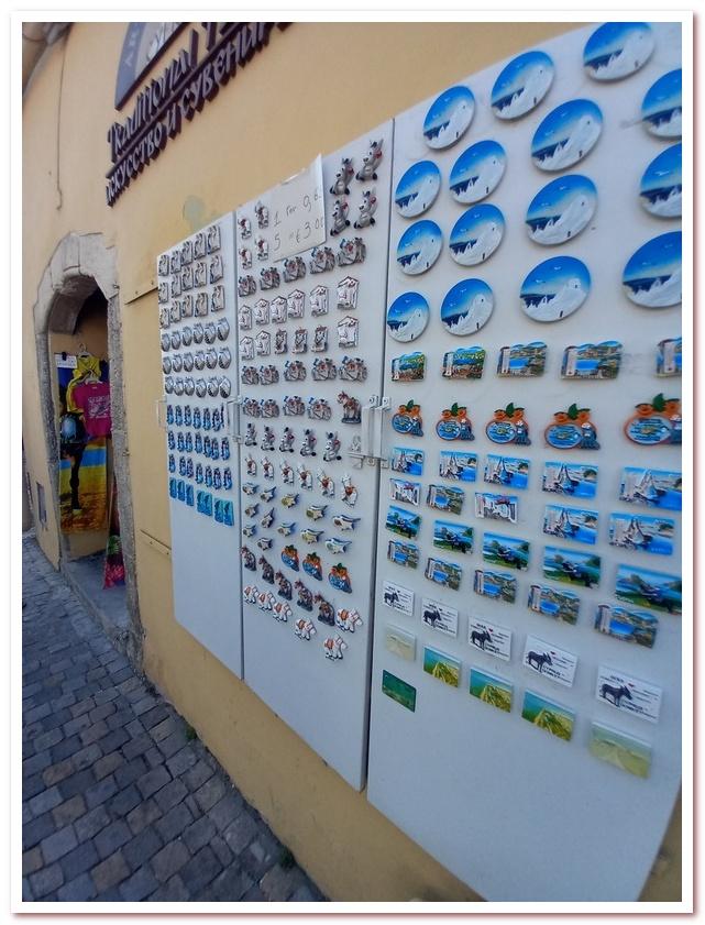 Курорты Кипра. Сувенирная лавка