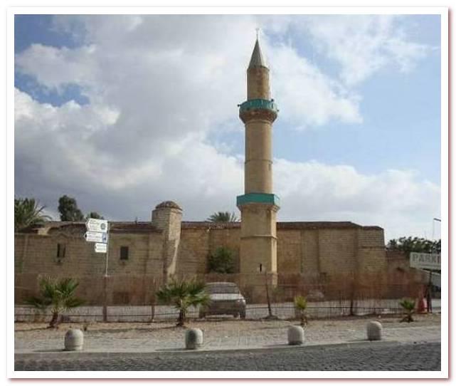 Мечеть Ками Омерийе