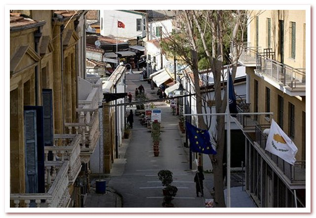 """Зеленая линия"" Кипра"