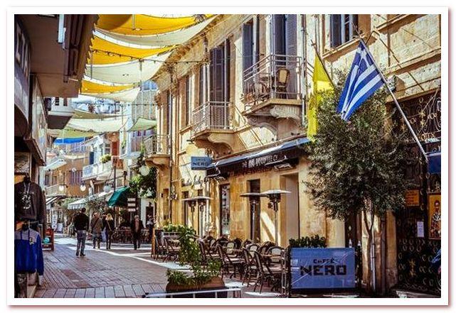 Кухня Кипра