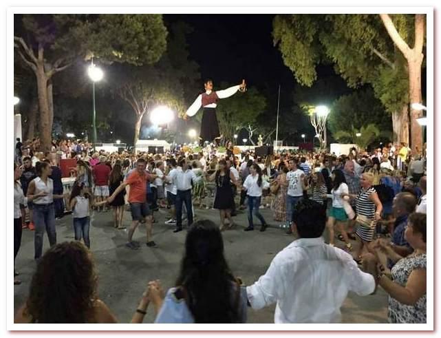 Кухня Кипра. Фестиваль вина в Лимасоле