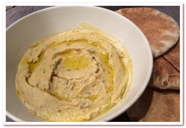 Кухня Кипра. Хумус