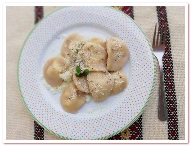 Кухня Кипра. Кипрские равиоли