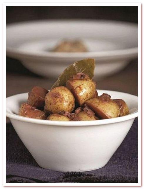 Кухня Кипра. Кипрский картофель