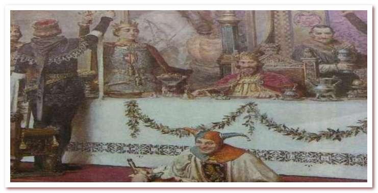 Кухня Кипра. Король Петр I Кипрский