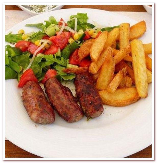 Кухня Кипра. Сефталии