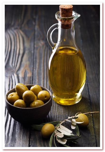 Масло для волос. Оливковое масло