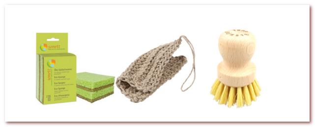 Способы экологического мытья посуды. Экологическая губка для мытья посуды