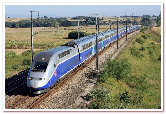 Французская TGV