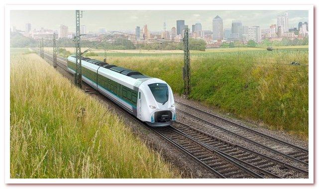 Hydrail, новая концепция локомотива. Региональный поезд Siemens Mireo Hydrogen