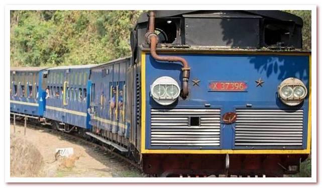 История железных дорог. Дизель во всем мире. Индия