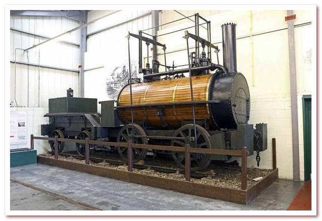 История железных дорог. Killingworth Billy
