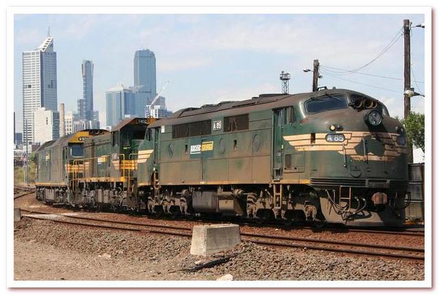История железных дорог. Соединенные Штаты до сих пор делают ставку на дизель, а не на электричество
