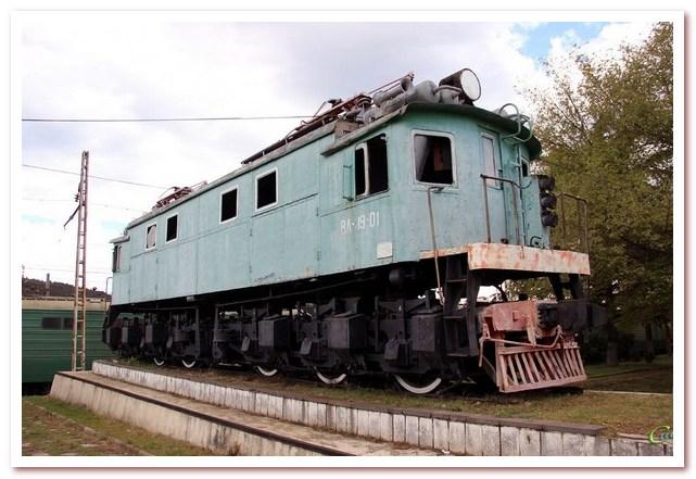 История железных дорог. ВЛ19, первый российский (и советский) электровоз, 1932 год
