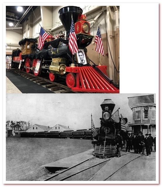 Похоронный поезд