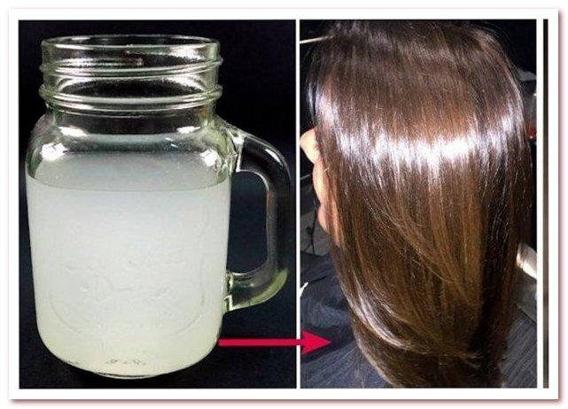 Рисовая вода для волос — источник красоты и здоровья