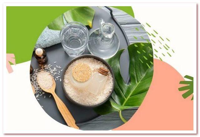 Рисовая вода для волос — древний способ ухода